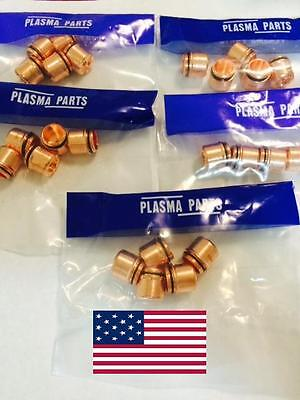 5 x 120926 Electrodes Long Life 80A Mfg in US by PlasmaDyn *Skip Knockoff Junk*