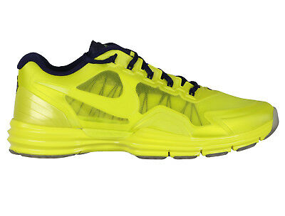 detailed look e64da 45578 NIKE Lunar TR1 NOR sz 12 Super Bowl Edition Electro Lime Trainer One 1 NFL