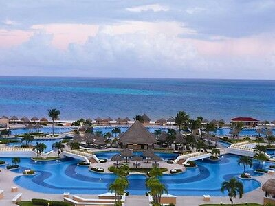 All inclusive Paradise in Cancun, Mexico      Moon Palace resorts
