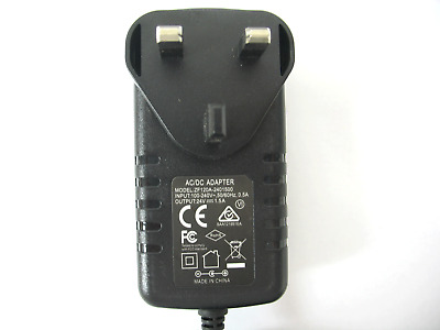 1500Ma/1.5A 24V 36W Ac/dc Mains Uk Power Adaptor/supply/charger/psu Regulated