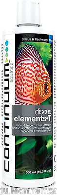 DISCUS ELEMENTS-T  (Essential trace elements for Discus) by Continuum