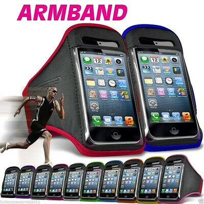 Sports Running Gym Jogging Cycle Armband Case Cover For Apple Ipod Touch 1 2 3