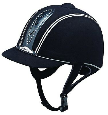 Harry Hall Legend Crystal Junior Horse Riding Hat 50-55CM