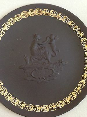 """Wedgewood """"MOTHER"""" Plate, Perfect For Mother's Day, In Box"""