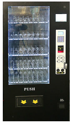 Brand New - REFRIGERATED COMBO Drink and Snack Vending Machine D720-8