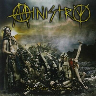 From Beer To Eternity - MINISTRY [2x LP]