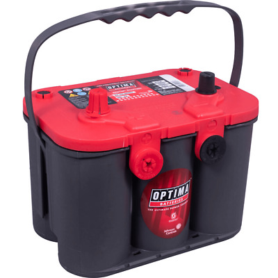 50Ah 12V US-Car AGM-Batterie Optima RedTop RT U 4,2