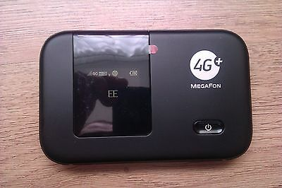 HUAWEI megafon turbo E5372 150MBPS 4G LTE MOBILE BROADBAND WIFI three 3 network