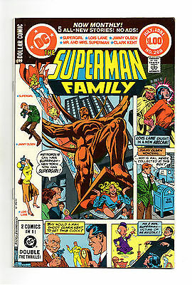 Superman Family Vol 1 No 208 Jul 1981 (VFN)52 Page Dollar Comic,All New Stories
