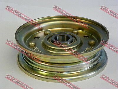 CountyLine Idler Pulley for 4'  5'  6' and 7' Finish Mowers Part Number 164090