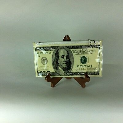 Dollar Bill Pencil Case