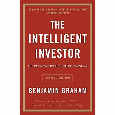 The Intelligent Investor Benjamin Graham HarperBusiness PB / 9780060555665