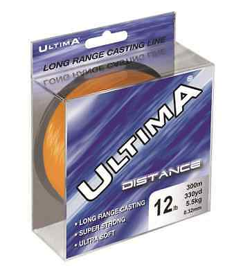 Ultima NEW Distance Sea Fishing Distance Casting Line - All Sizes - *Clearance*