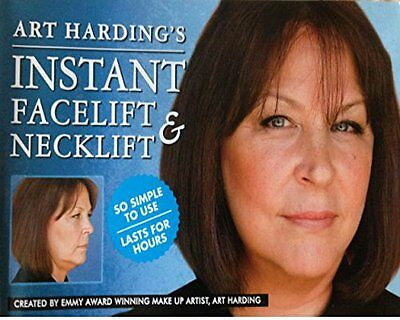Anti Ageing Anti Wrinkle  Facelift Neck Lift Tapes Pack Art Harding U K