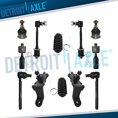 Premium Quality 12pc Front Suspension Kit for 1996 - 2002 Toyota 4Runner Tacoma
