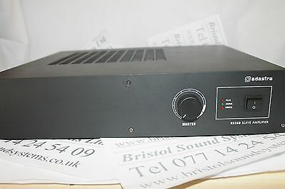 953-122 100v line RS Series Power amplifier  360w RMS PRICE REDUCED