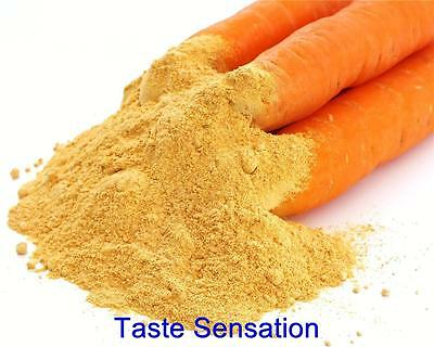 Carrot Powder, 100%,various Sizes