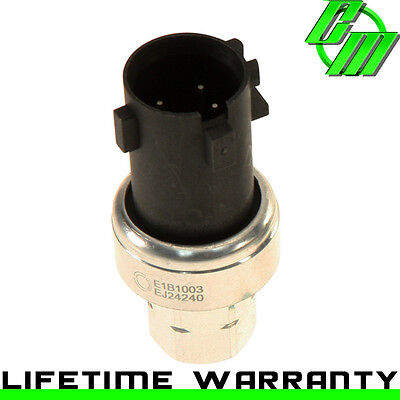 A/C Pressure Switch Fits Chrysler, Dodge, Eagle, Jeep, Plymouth, Ram Models New