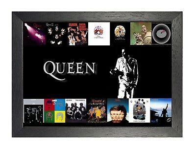 Freddie Mercury (17) Rock Metal Band Star Legends Classic New Poster