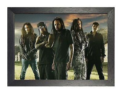 Korn 25 Heavy Metal Music Legend Star California Band Poster Jonathan Davis