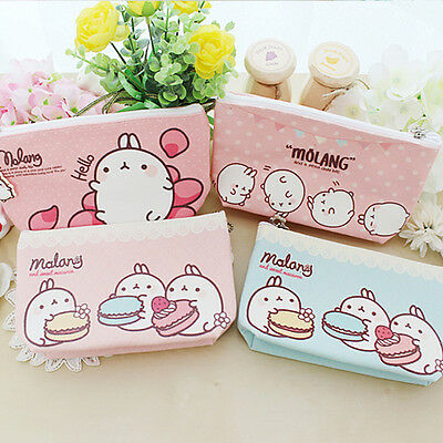 [Molang #shop] Cute Molang Pouch / 4 Kinds New