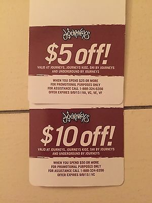 Journey coupons printable