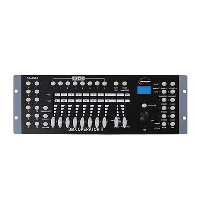 Prolight / Transcension DMX Operator 2 DJ Lighting Controller Light Effects
