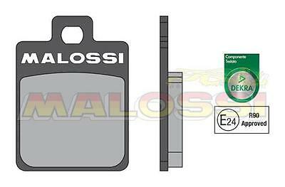 VESPA ET4 125 2000 on MALOSSI SPORT FRONT DISC PADS