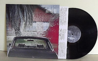 2 LP Arcade Fire: The Suburbs-UK/IRELAN 2010-GATEFOLD