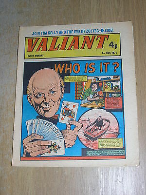 Valiant 4th May 1974