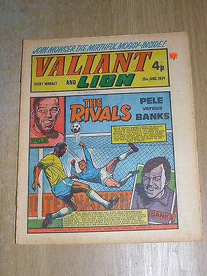 Valiant and Lion 15th June 1974