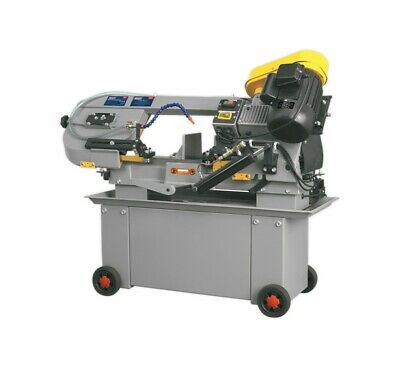 "New Sealey 12"" 300mm Metal Cutting Bandsaw With Horizontal Hydraulic Arm 230v"