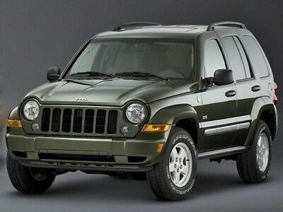 Jeep Cherokee Kj 2002-2007 Factory Service Repair Workshop Manual