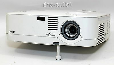 Nec Np310 Digital Projector - 2209 Hours Used - Grade B