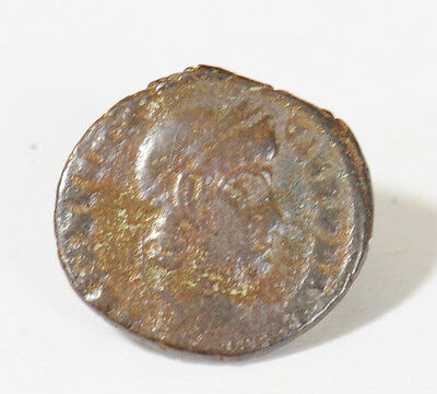 Aphrodite - Ancient Roman Bronze Constantine I The Great Coin (307 - 337 A.d.) • CAD $31.89