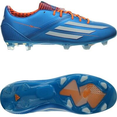 e63d514168a Adidas F30 TRX FG blue white Soccer-Shoes with Traxion 2.0 FG-Studs