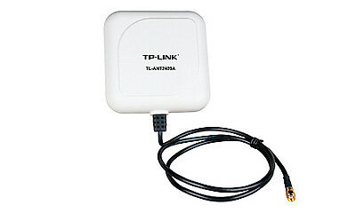 TP-LINK TL-ANT2409A Directional Network Antenna (9 dBi, 2.4 GHz)
