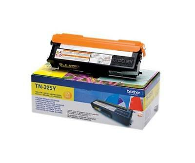 Brother TN-325Y Toner Cartridge (Laser, 3500 pages)