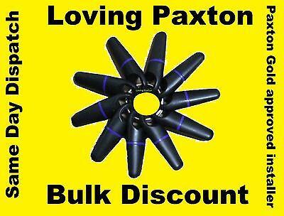 Paxton Net2 Proximity Key Fobs 695-644 Large qty in stock 10 x fobs Green & Blue
