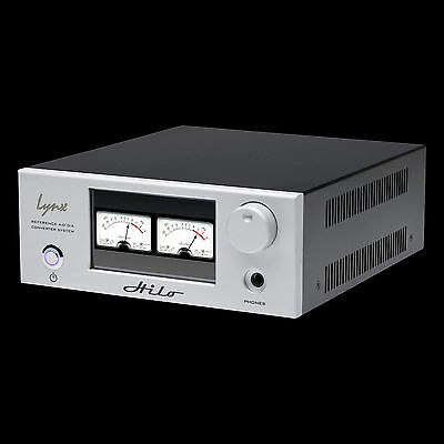 Lynx HiLo A/D D/A Converter System in Silver