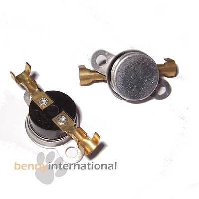 THERMODISC 150°C THERMAL CUT-OUT Bimetal Snap-Action Thermostat Auto Reset 36T21