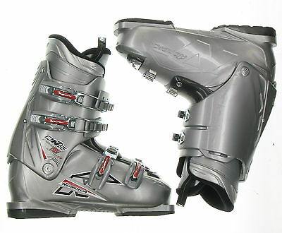 Used Nordica One Easy 5 Silver Ski Boots Men's Size