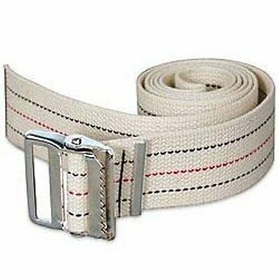 Kinsman Gait Transfer Belt - Stripes #8031X