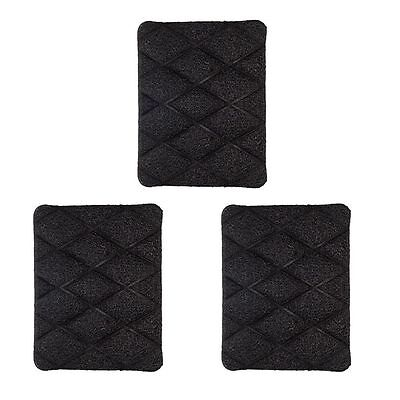 3 Pack Original Magic Jetz Scrubz Square Scrubber Sponge Rectangle J27