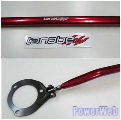 JDM TANABE Front Strut Tower Bar for TOYOTA COROLLA RUNX ALLEX NZE121 NST41
