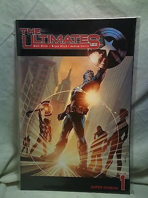 The Ultimates Marvel Comics issues 1 2 3 4 5