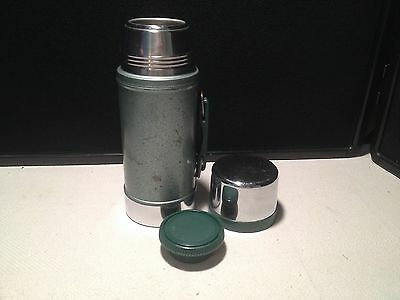 ALADDIN STANLEY Thermos No. A-1350B 24 Ounce Wide Mouth No. RH96 Handle