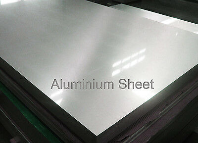 10mm Aluminium 5083 Sheet Plate blanks profiles ANY SIZE CUSTOM CUT