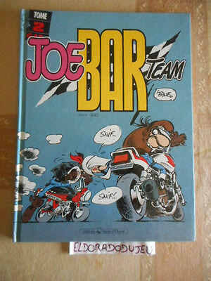 Eldoradodujeu > Bd - Joe Bar Team 2 - Vents D'ouest Eo 1993 Tbe