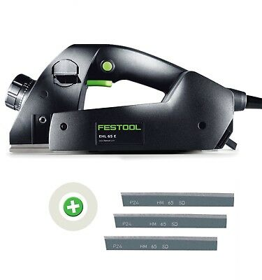Festool Einhandhobel EHL 65 EQ Plus | 574557A